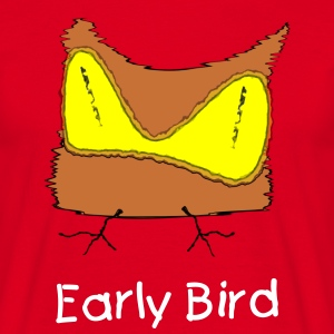 Early Bird - Männer T-Shirt