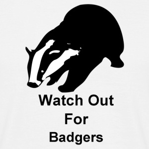 Badgers - Men's T-Shirt
