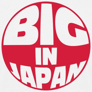 Big in Japan Camisetas - Camiseta hombre