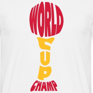 Worldcup Champion Tee shirts - T-shirt Homme