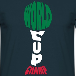 Worldcup Champion T-Shirts - Men's T-Shirt