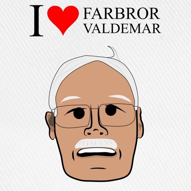 Farbror Valdemar kepa