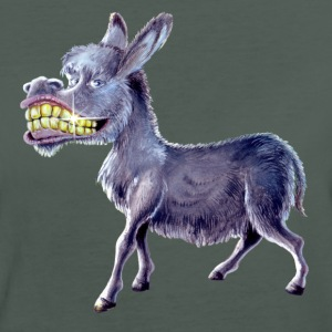Happy Donkey - Ekologisk T-shirt dam