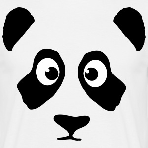 Ours panda Tee shirts - T-shirt Homme