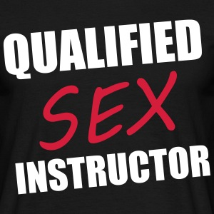 Sex Instructor Camisetas - Camiseta hombre