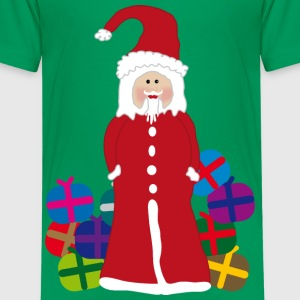 Santa Shirt - Teenager Premium T-Shirt