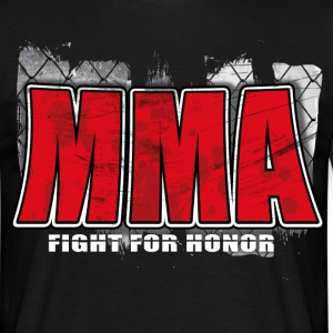 mma fight Tee shirts - T-shirt Homme