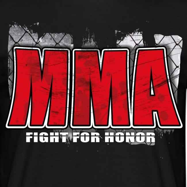 [MMA honor]