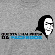 ~ T-Shirt presa da Facebook
