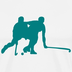 field hockey T-Shirts - Men's Premium T-Shirt