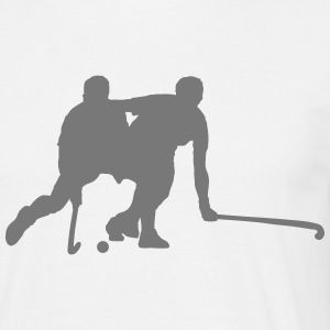 field hockey T-shirts - T-shirt herr
