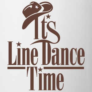 ITS LINE DANCE TIME Flessen & bekers - Mok