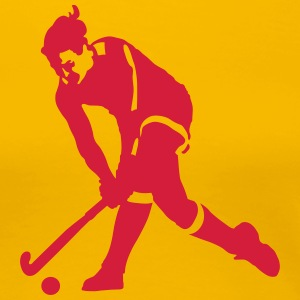 field hockey T-Shirts - Women's Premium T-Shirt