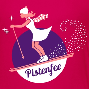 Pistenfee - Ski - Wintersport - Snow - Schnee - 3C T-Shirts - Teenager Premium T-Shirt