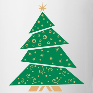 Christmas tree, EUshirt - Mok