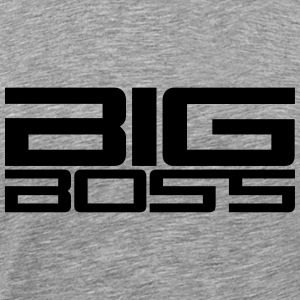 Big Boss T-shirts - Premium-T-shirt herr
