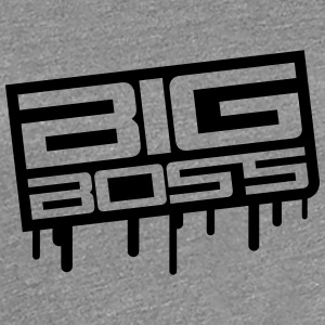 Big Boss Stamp T-shirts - Premium-T-shirt dam