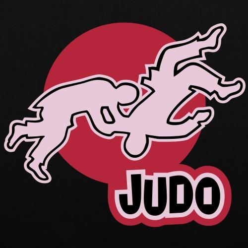 Schulterwurf Judoaction