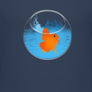 goldfish Shirts - Teenage Premium T-Shirt