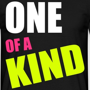 One Of A Kind T-shirts - Herre-T-shirt