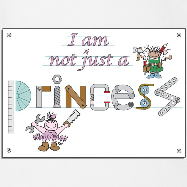 I am not just a princess