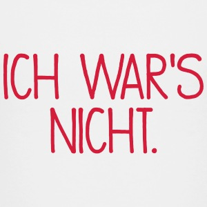Ich war's nicht - Teenager Premium T-Shirt