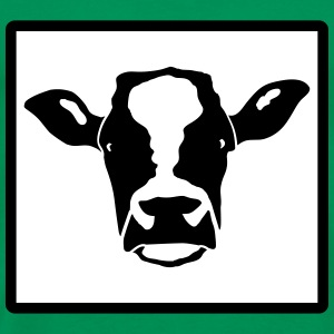 cow head T-Shirts - Men's Premium T-Shirt