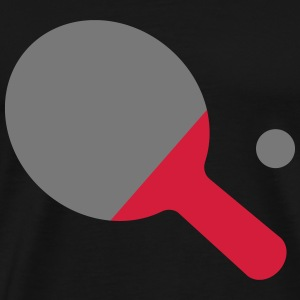 Table Tennis T-Shirts - Männer Premium T-Shirt