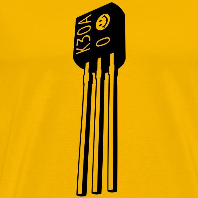 TB-303 acid transistor (mono)