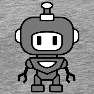 Cute Robot Child Tee shirts - T-shirt Premium Homme