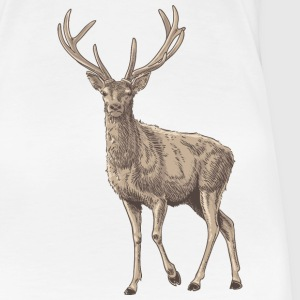 Deer T-Shirts - Frauen Premium T-Shirt