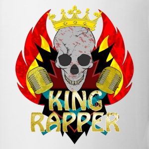 King Rapper Flasker & krus - Kop/krus