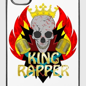King Rapper Custodie per cellulari & tablet - Custodia rigida per iPhone 4/4s