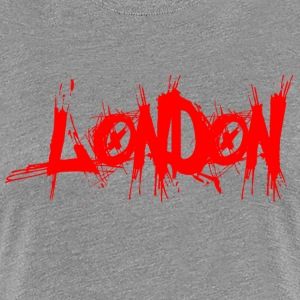 London Ladies - Frauen Premium T-Shirt