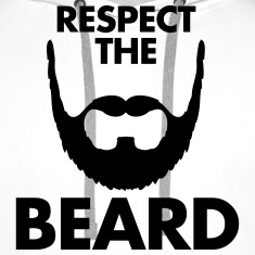 Respect The Beard Sweatshirts