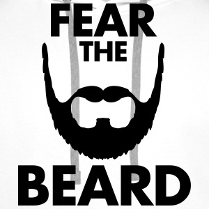 Fear The Beard Sweatshirts - Herre Premium hættetrøje
