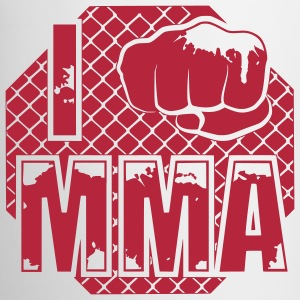 I fight MMA Flaskor & muggar - Mugg