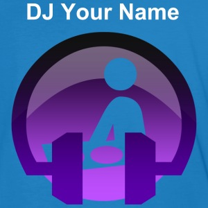 DJ Your Name - Men's Organic T-shirt