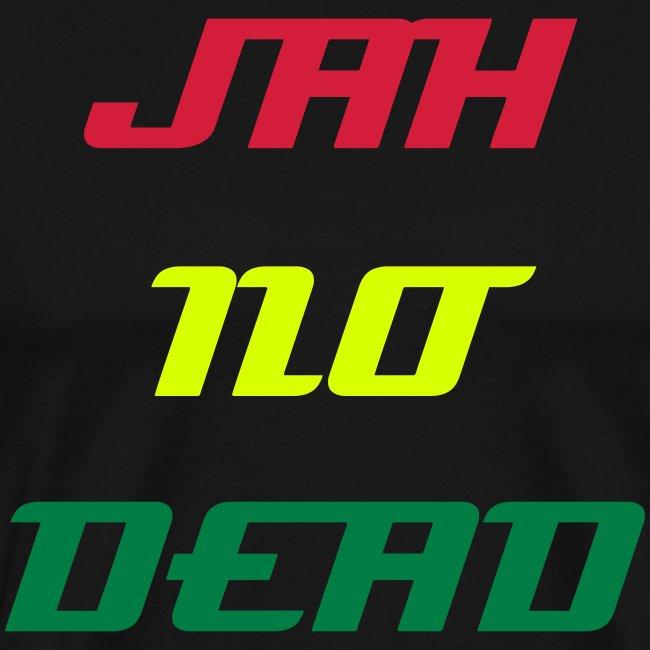 Tshirt MC Men Jah No Dead