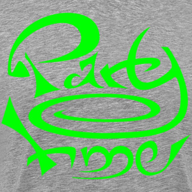 Tshirt MC Men Original One Green