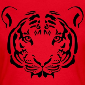 Tiger Tribal T-shirts - T-shirt dam
