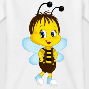 Bee.png T-Shirts - Kinder T-Shirt