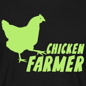 Chicken Farmer T-Shirts - Men's T-Shirt