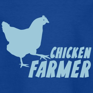 Landwirt Chicken Farmer Bauer T-Shirts - Teenager T-Shirt