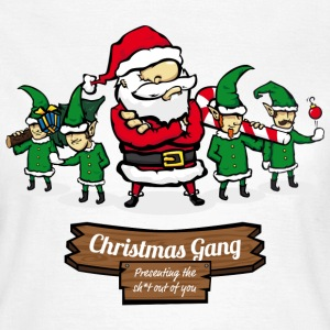 Christmas Gang T-Shirts - Frauen T-Shirt