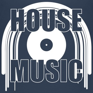 House Music Skjorter - Premium T-skjorte for barn