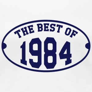 The Best of 1984 T-shirts - Vrouwen Premium T-shirt
