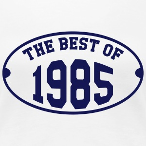 The Best of 1985 T-shirts - Vrouwen Premium T-shirt