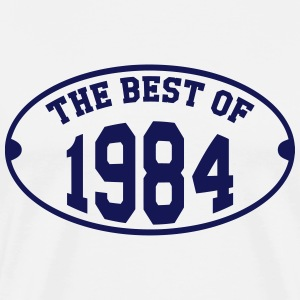 The Best of 1984 Tee shirts - T-shirt Premium Homme