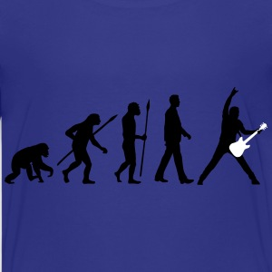 evolution_guitar_112013_b_2c T-Shirts - Teenager Premium T-Shirt
